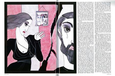 Anatomy of a Divorce - Atlanta Magazine