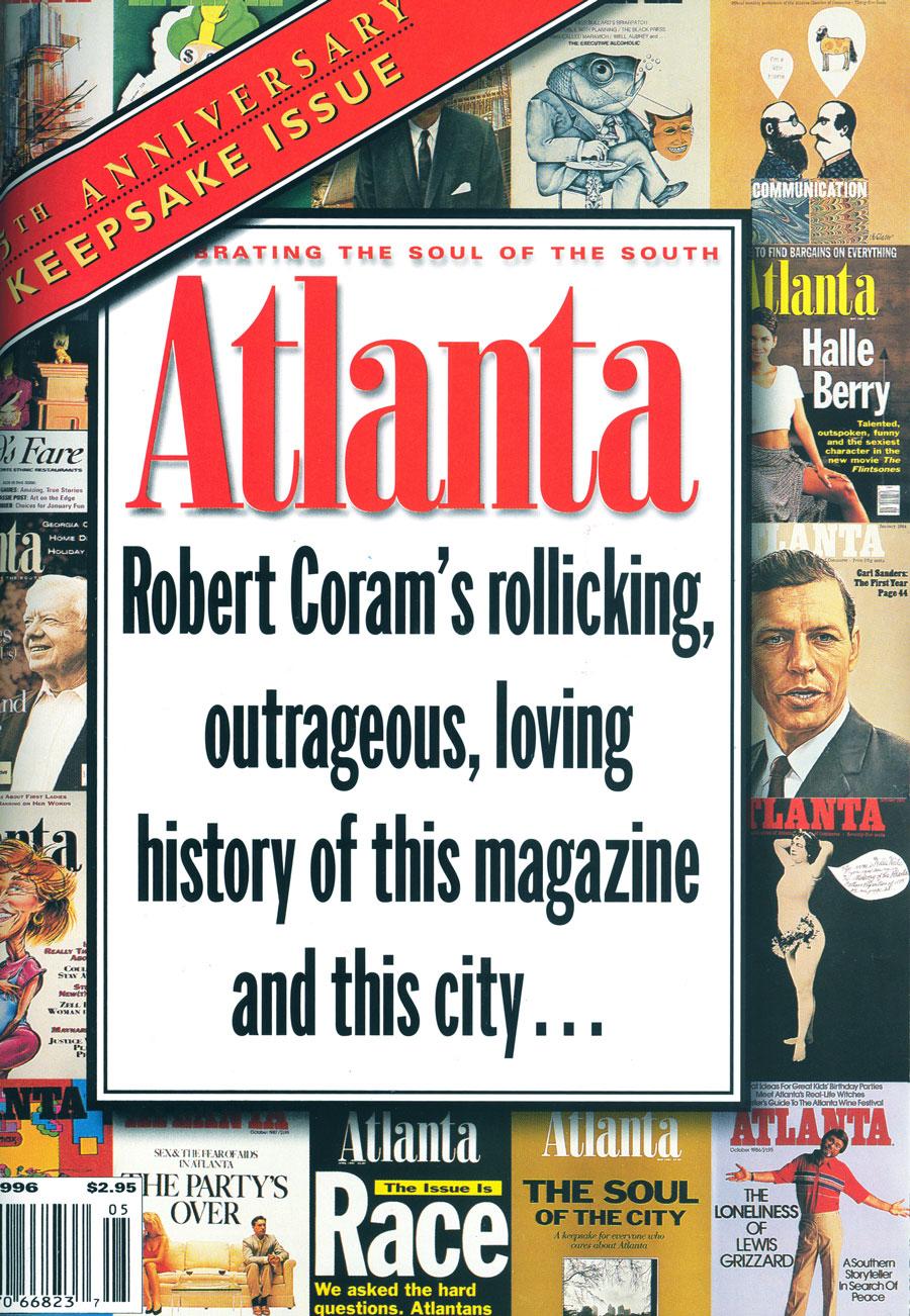 Atlanta Magazine May 1996