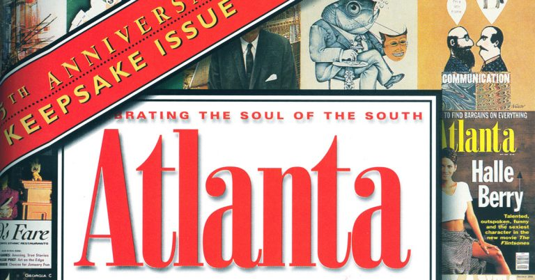Atlanta at 35: A rollicking, outrageous, loving history of the magazine