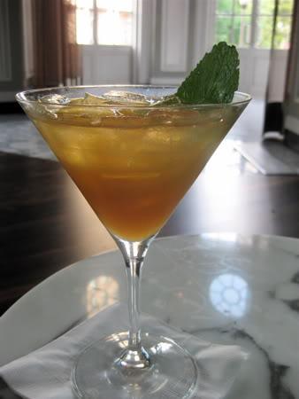 Livingston drink