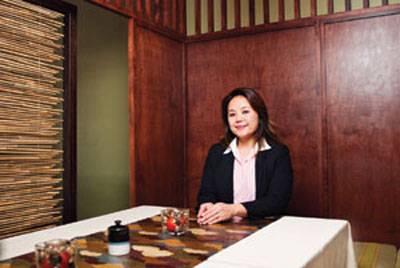 Owner Jackie Fukuya