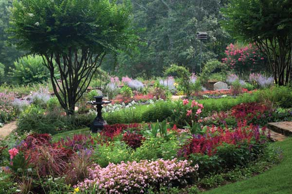 Georgia Garden: North Georgia's Gibbs Gardens No Longer A Secret