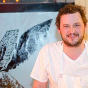 Chef Angus Brown of Octopus Bar - Atlanta, GA