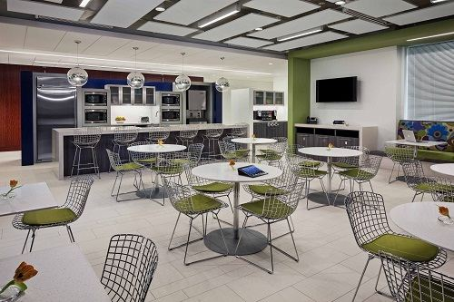 ASD provided full interior design services including furniture for this  124,000 SF project. KPMG LLP, the U.S. audit, tax and advisory services  firm, ...