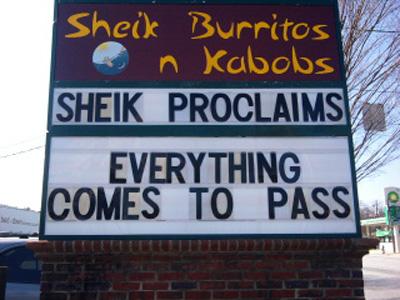 Sheik-Sign