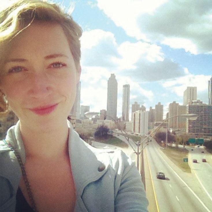 Where to take a selfie in Atlanta
