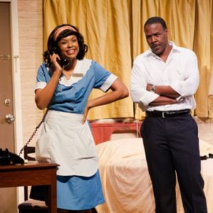 """Mountain Top"" at True Colors Theatre"