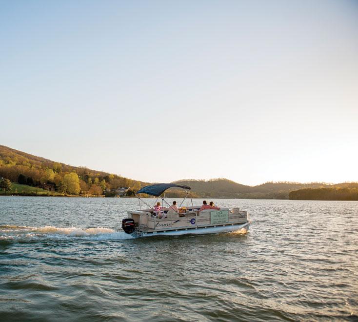 Chatuge Lake Fishing Lake Chatuge