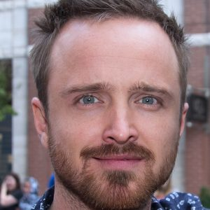 The actor Aaron Paul