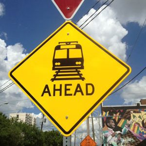 StreetcarSign