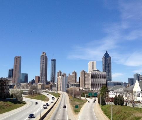 Atlanta: Third happiest metro area in America
