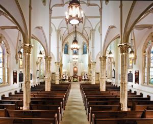 Mickve Israel sanctuary