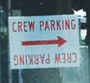 Crewparking