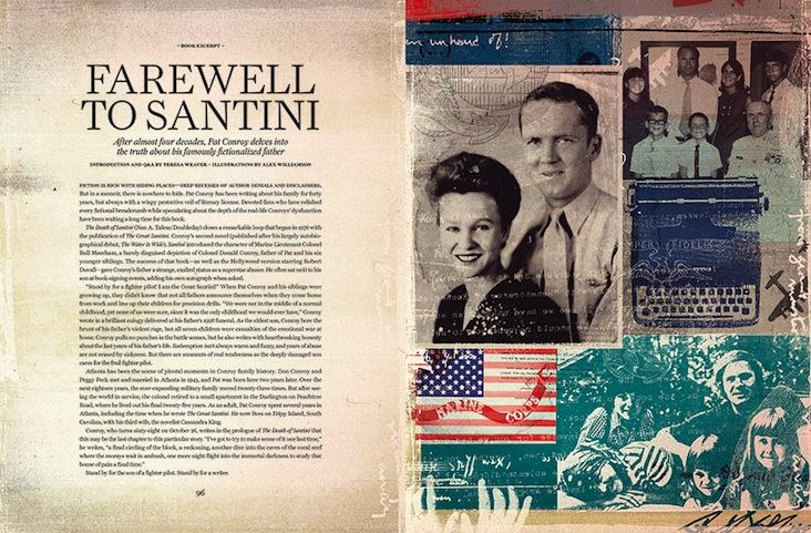 Farewell to Santini