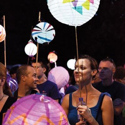 BeltLine Lantern Parade
