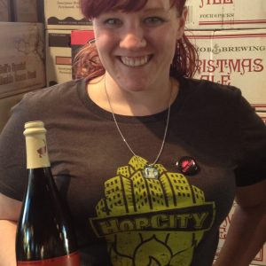 Mina Holliday, Hop City Beer & Wine