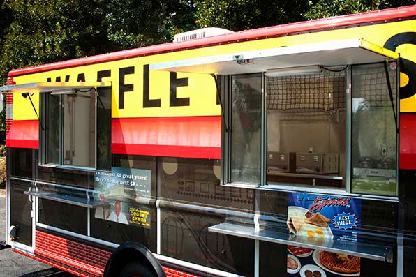 Waffle Joy Food Truck