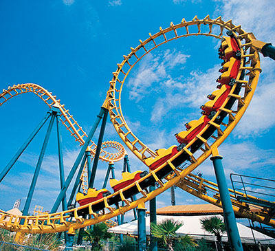 Wild Adventures Theme Park