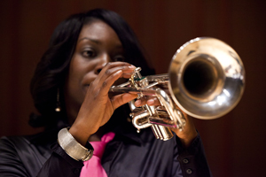 Photograph courtesy of Emory Jazz Fest