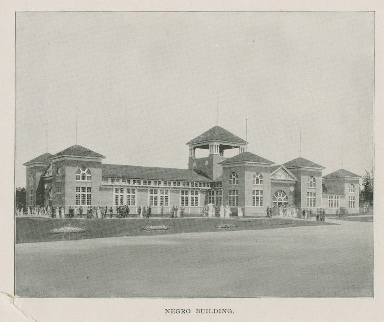 Flashback: The 1895 Cotton States Exposition and the Negro Building