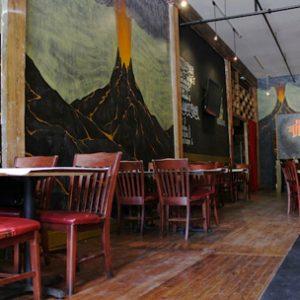 Pizzeria Vesuvius in Edgewood