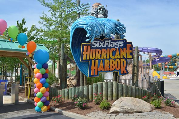 Six Flags White Water Drink