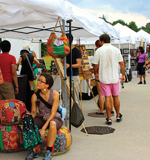 Photograph courtesy of Old Fourth Ward Arts Festival