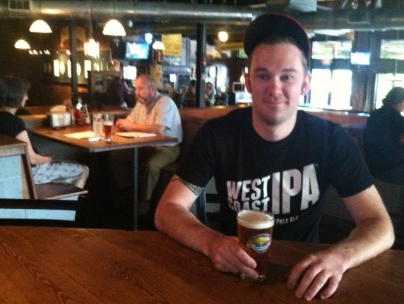 Tyler Nelson of Green Flash Brewing Co