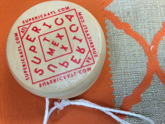 Superica yo-yos will be given away at the restaurant on occasion
