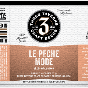 Le Peche Mode, peach saison, debuts in August