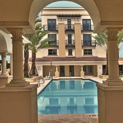 The Rooftop Pool, at The Alfond Inn, 6365 High Res