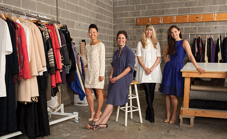 Can Factory S A New Incubator Grow High Fashion Industry In Atlanta Magazine