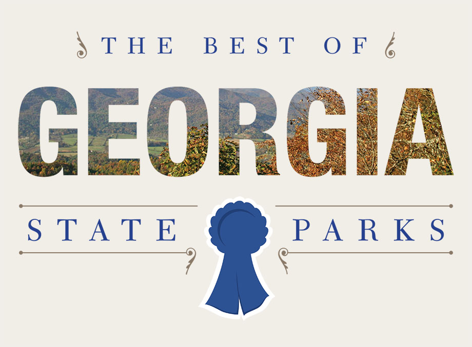 The Best Of Georgia State Parks Atlanta Magazine