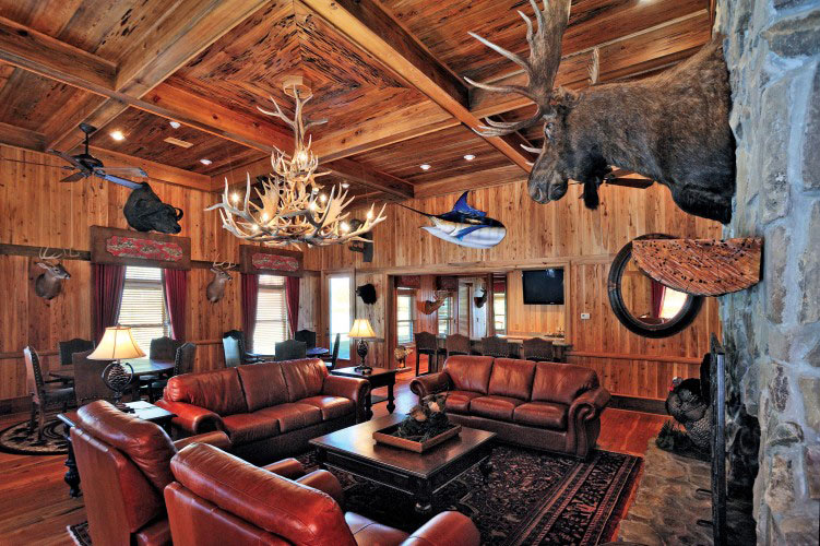 Take Five Southern Hunting Lodges And Plantations Atlanta Magazine
