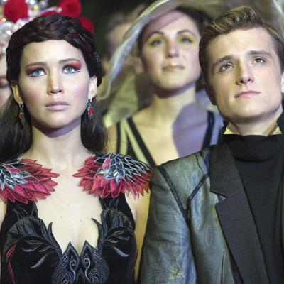 Hunger Games: Catching Fire from the Everett Collection