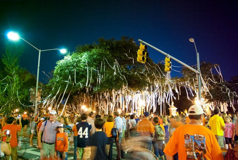 College Towns of the South: Auburn, Alabama
