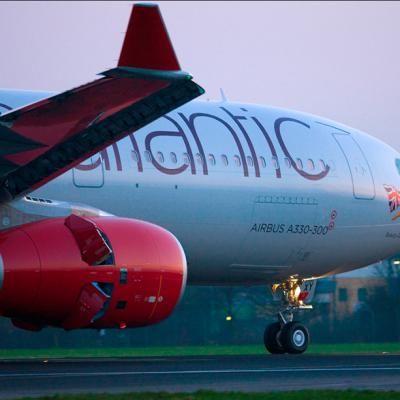 Courtesy of Virgin Atlantic