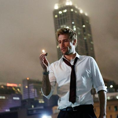 Matt Ryan (not the quarterback) as John Constantine