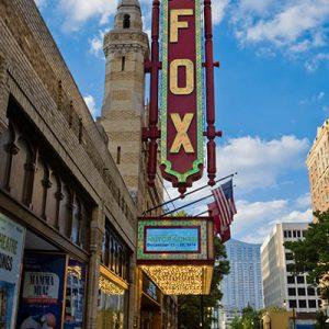 The Fox Theatre, Atlanta