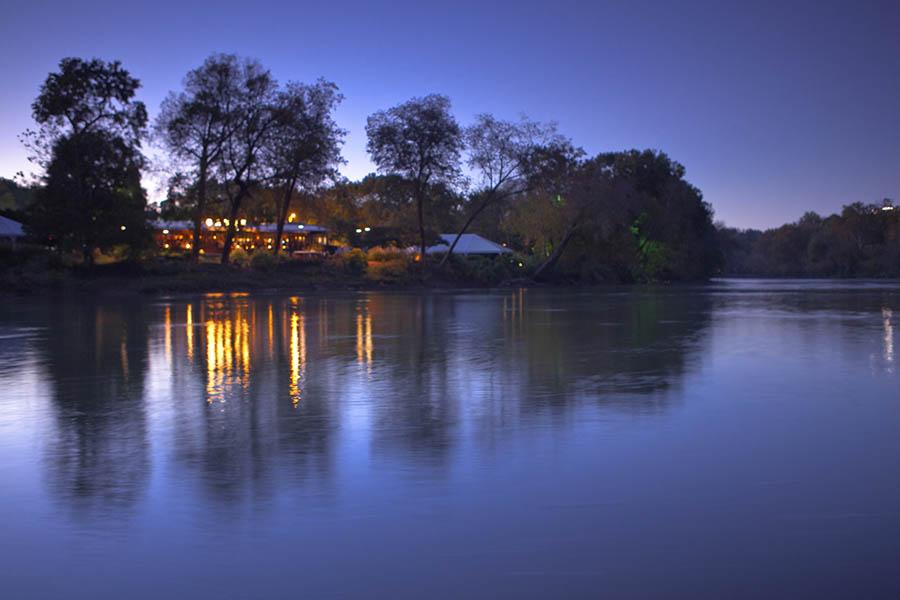 Canoe Restaurant Chattahoochee River Atlanta Atlanta