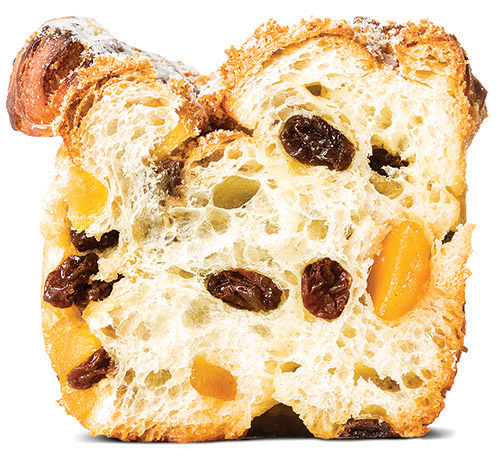 Chestnut Pastry Bread Somewhere between a doughnut and challah bread—no remarkable chestnut flavor, but the dough is dreamy. $5.49 for  a loaf