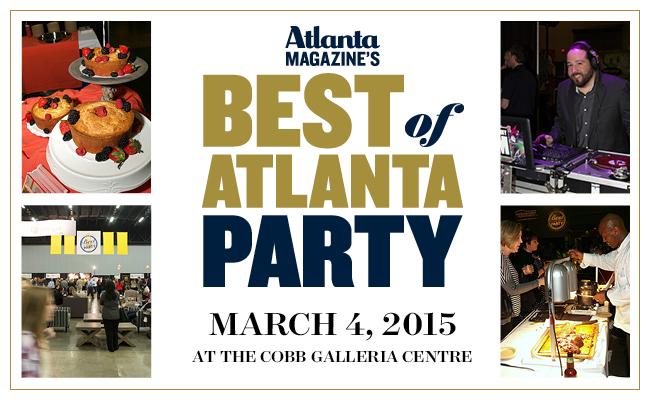 Best of Atlanta Party 2015
