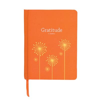 Gratitude journal from Sam Flax, $14.95, samflaxsouth.com