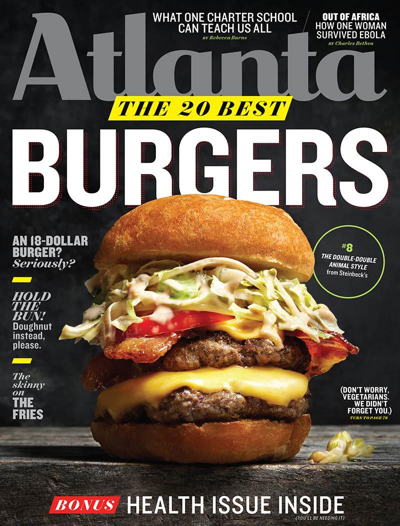 20 Best Burgers