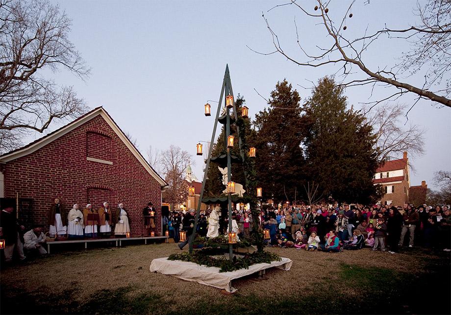 Destination: Old Salem in Winston-Salem, North Carolina - Atlanta ...