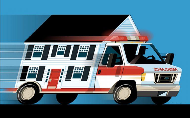 Mobile medicine: Grady house calls free up ERs for true emergencies