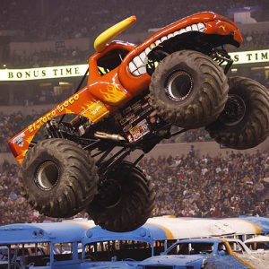 Photograph courtesy of Monster Jam