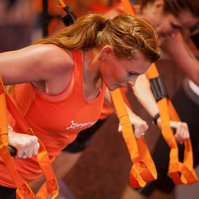 Photograph courtesy of Orangetheory