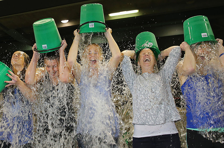 How an Emory researcher benefited from the ALS Ice Bucket Challenge