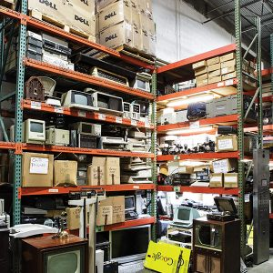 RJR Props' warehouse